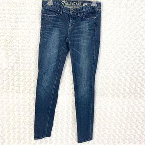 Madewell 37s Jeans Blue 26 x 32